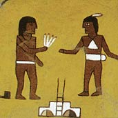 Hopi Indian Passing Prayer Sticks - Not Ear Candles