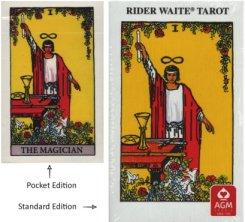 Rider Waite Pocket and Standard Editions
