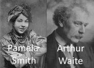 Arthur Waite and Pamela Smith