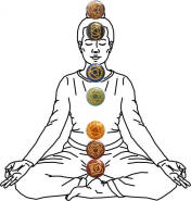 Engraved Chakra Therapy