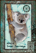 Komla Dreaming Oracle Cards