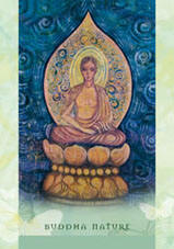 Buddha Nature oracle Cards