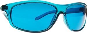 Aqua (Turquoise) Colored Glasses