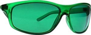 Green Colored Glasses