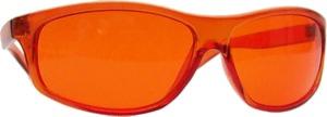 Orange Colored Glasses