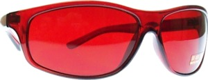 Red Colored Glasses