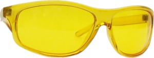 Yellow Colored Glasses